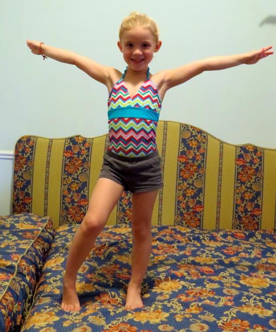 Gymnastics gold medalist