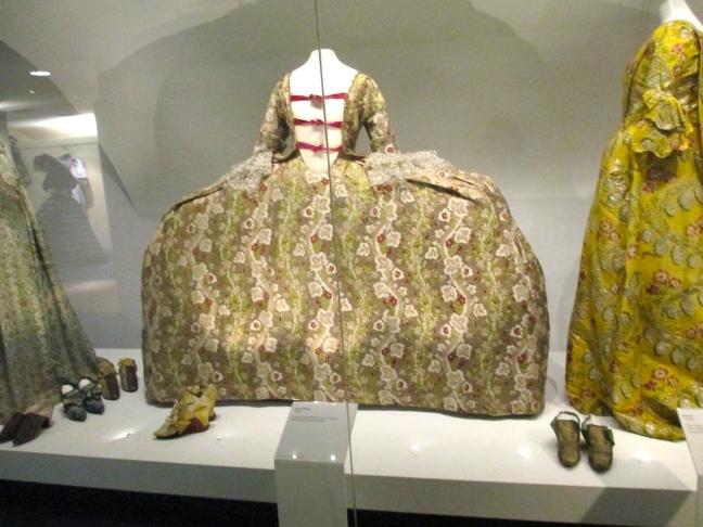 "Elizabethan ""Square"" Dress"