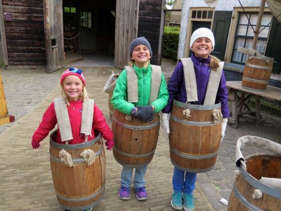 Old time Dutch fun?