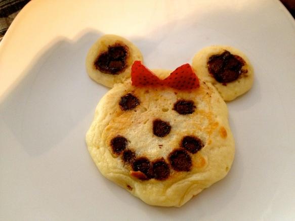 A typical pancake by Zoe