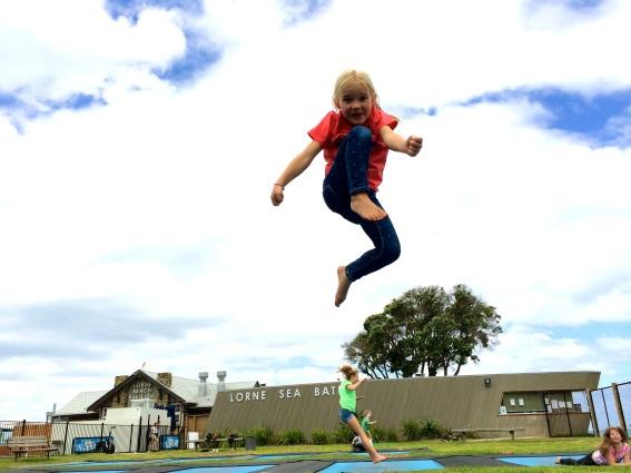 Kung Fu jumping