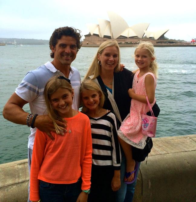 So long Sydney!