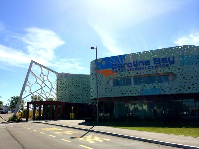 Timaru Aquatic Center