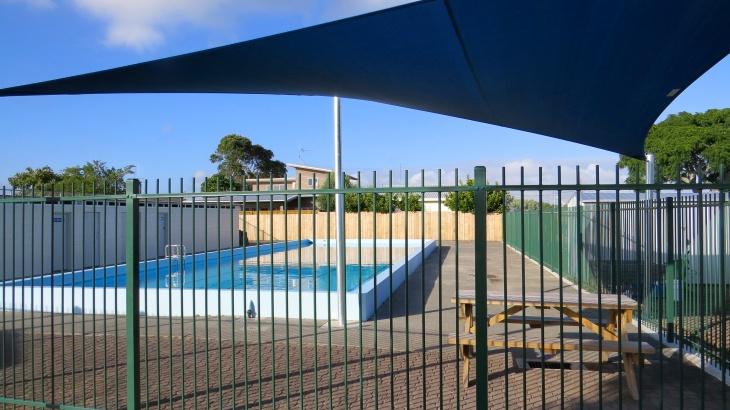 School pool
