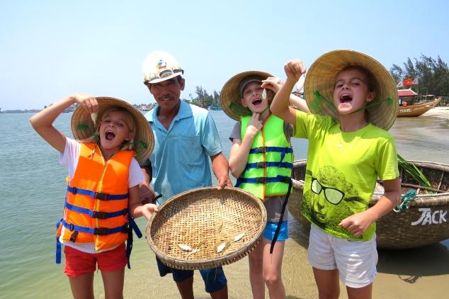 Fishing success!