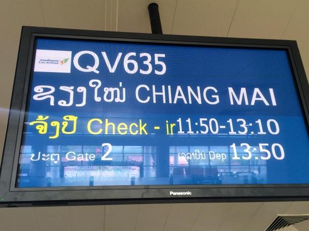 Next stop…. Chang Mai, Thailand!