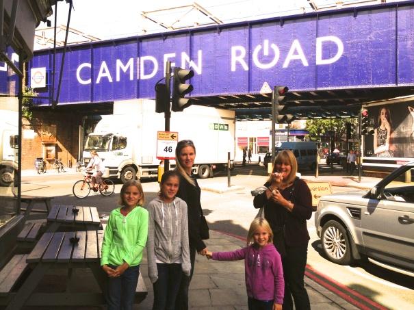 Our little neighborhood, Camden Road